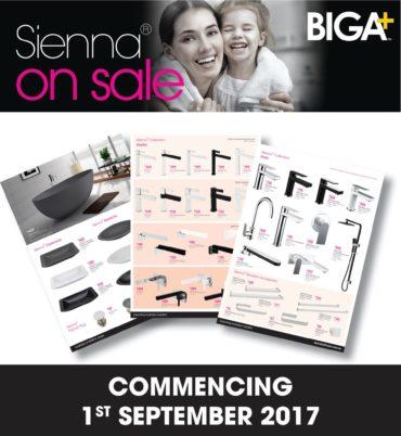 Kewco BIGA PLUS Sienna on sale 2017