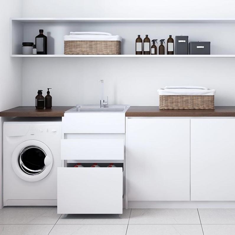 Everhard Nugleam Laundry Unit